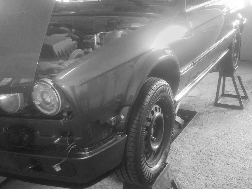 BMW E30 Cabriolet