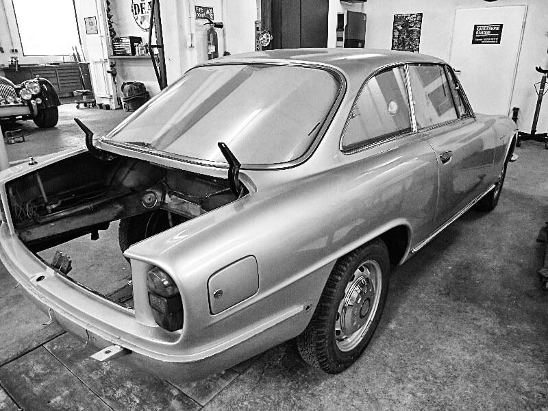 Alfa Sprint 2600 (Oldtimer)