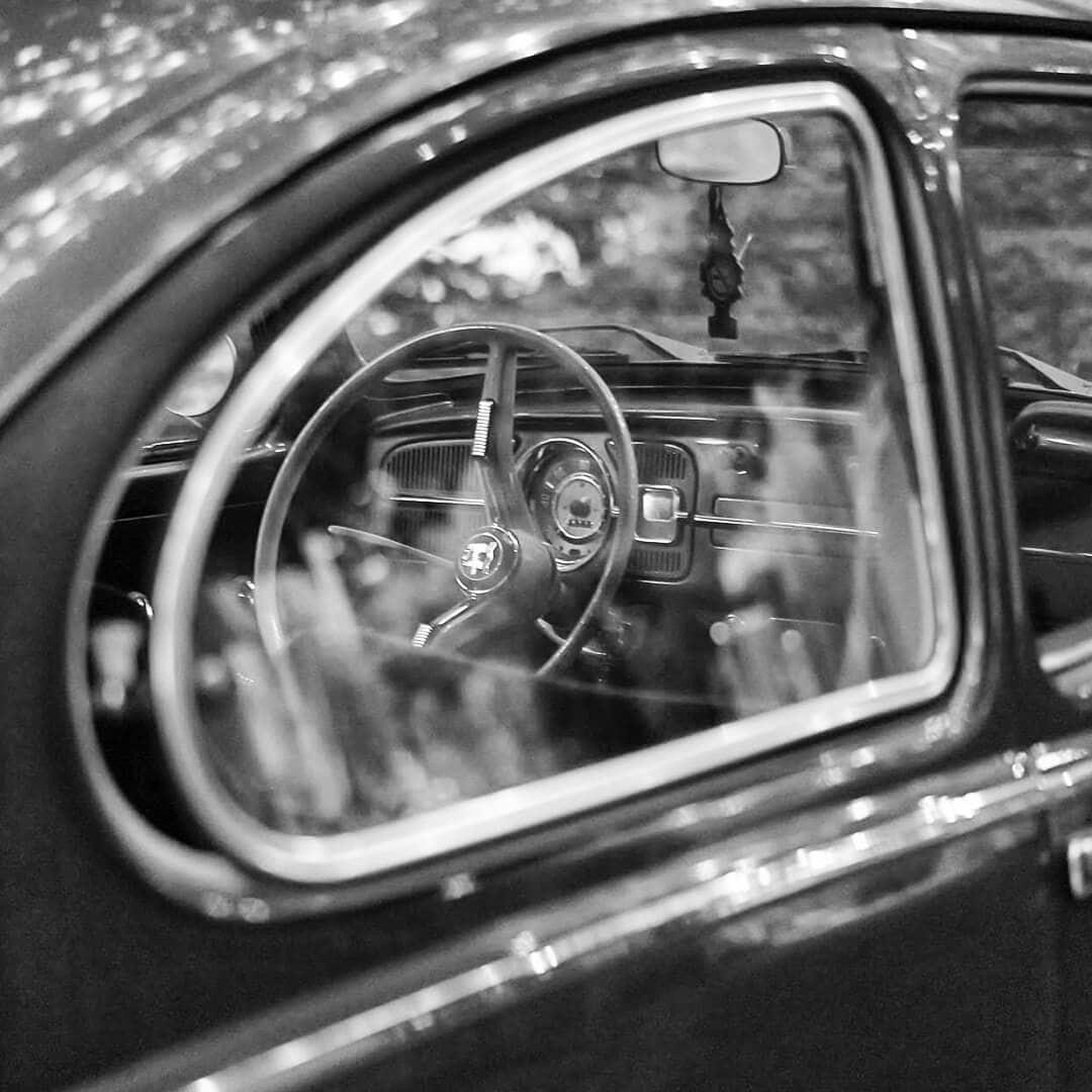 VW Käfer, Verglasung und Aufbereitung von Oldtimern